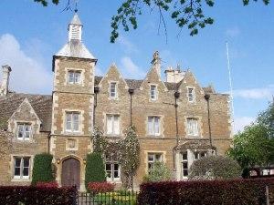 Oakham in Rutland, England.