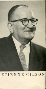 Etienne Gilson.