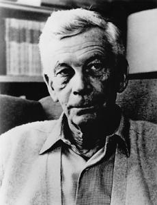 Professor Mark van Doren.