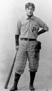Zane Grey when he played for the University of Pennsylvania.