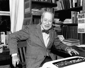 John Bartlow Martin in later years.