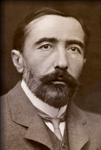 "Some works of Joseph Conrad, such as ""Heart of Darkness,"" ""Youth,"" and ""Typhoon"" might be considered novellas."