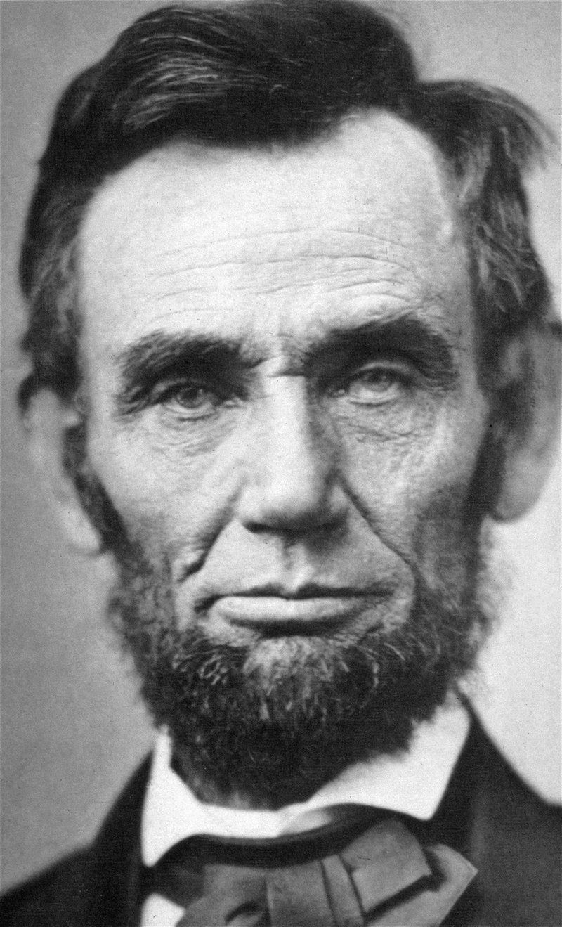 a comparison of abraham lincoln the 16th president of america and jefferson davis the only president Abraham lincoln (1809–1865) was the 16th president of the united states during one of the most consequential periods in american history, the civil war before.