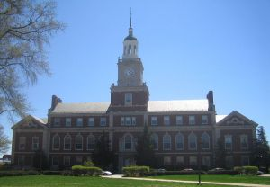 Founders Library at Howard University. Photo by David Monack