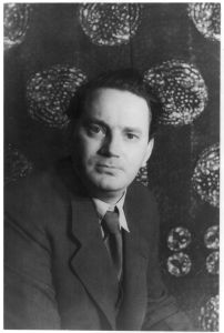Thomas Wolfe, born in North Carolina in 1900. Photo by Carl van Vechten.