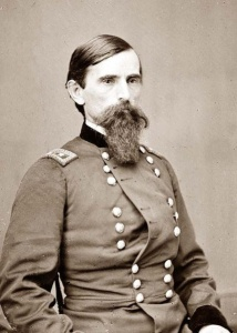"General Lew Wallace of Indiana and author of ""Ben-Hur."""