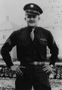 James Jones in World War Two.
