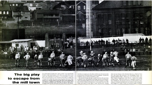 Photo from Life Magazine story on Martins Ferry (Photo: LIfe Magazine/Ohio Valley Athletics).